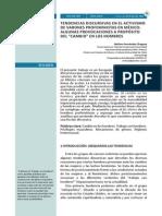 TENDENCIAS DISCURSIVAS EN EL ACTIVISMO DE VARONES PROFEMINISTAS EN MÉXICO