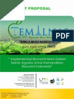 Proposal Temilnas 2014