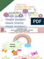 Analisis 4 Imam