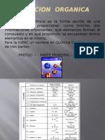 Diapositivas Formulación Orgánica
