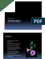 Toxicologia Veterinária