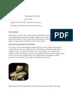 Ernest Rutherford Essay?