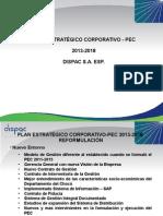 Presentación PEC Dispac 2013 2018 Pro