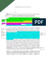 Redaccion de Texto Expositivo
