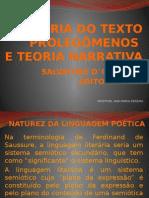 Teoria Do Texto Prolegômenos Narrativa (1)