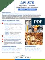 Brochure API 570 (150129)