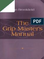 Brookfield John - The Grip Master s Manual (3)