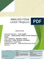 Análisis Foda Liceo