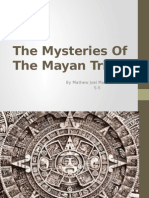 The Mysteries of the Mayan Tribes