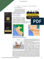 Cultura Lambayeque _ Historia