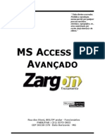 Apostila - Access XP Avancado