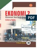 Buku Kelas 11 Ekonomi by Sri Mulyanti