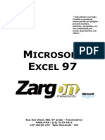 Apostila - Excel 97
