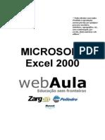 Apostila - Excel 2000