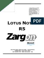 Apostila - Lotus Notes R5