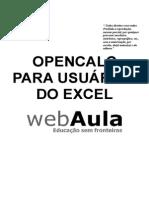 Apostila - OpenOffice Calc Para Usuarios Do Excel