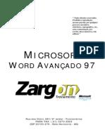 Apostila - Word 97 Avancado