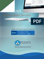 3. User Guide Pddikti - Web Service