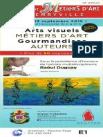 Arts et Métiers d'art - Henryville 2015