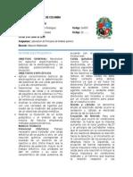informe electroquímica
