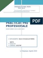 Informe de Practicas HRL