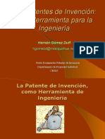 Las Patentes de Invención HG.ppt