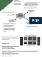 Sistemas de Sistemas de información de la mercadotecnia