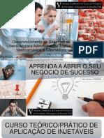 Layout Dos Eventos da Semana Acadêmica de Farmácia FAB 2015