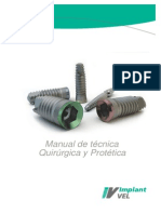 Manual de Tecnica Quirurgica y Protetica