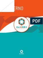 ALIANZA - Plan de Gobierno 2015-2016