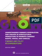Oxfam GROW Report on Farmers Cooperation_Eng