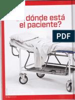 y Donde Esta El Paciente