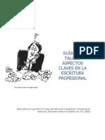 Guía Completa. Aspectos Claves en La Escritura Profesional