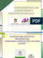 3. Sub. Reg. de Educ. Basica de Cuautitlan Izcalli 3 Julio 2015