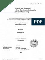 Bar reinforcement plus Steel Fiber reinforced Concrete Design_Germany, Gossla