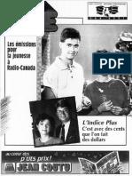 Guide télé+ 1988-09-10