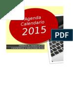 Agenda Calendario 2015 1