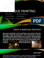 Baroque Painting Presentation