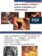 Chamanes, brujería, hechicería   y cultura