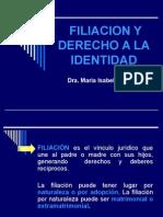 8filiacion -Derecho a La Identidad