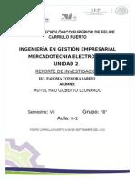 Reporte Investigacion Unidad 2