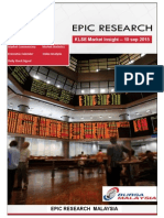 Epic Research Malaysia - Daily KLSE Report for 10th September 2015