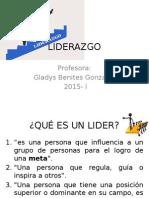 1.-Qué es un LIDER