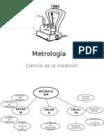 Sesión 2 Metrología, conceptos básicos-SI