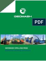 GEOMASH - Product Catalogue