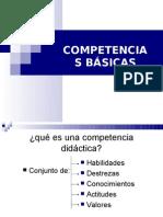 COMPETENCIAS BÁSICAS