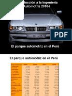2 El parque automotriz en el Perú