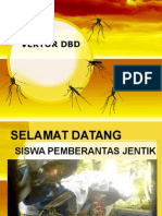 Penyuluhan Vektor DBD