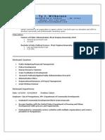 Jobswire.com Resume of tyjwilkerson