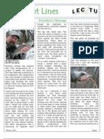 LECTU Trout Lines Newsletter - Winter 2010